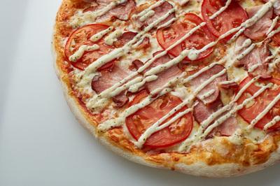 NEW Пицца Бекон-помидор