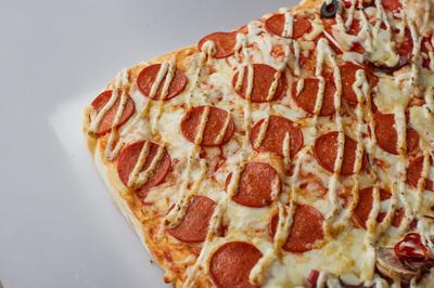 "NEW Пицца ""ТОП"" 40x40 см"